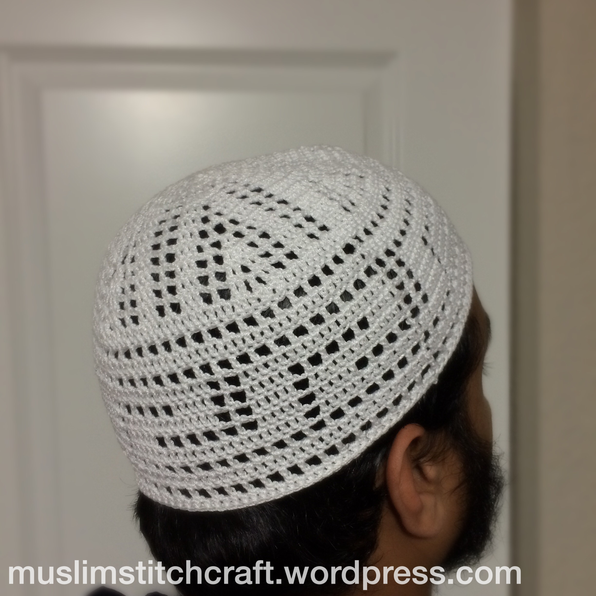 cc05b4e04cc Basic crochet kufi hat muslim stitchcraft png 1200x1200 Muslim hat